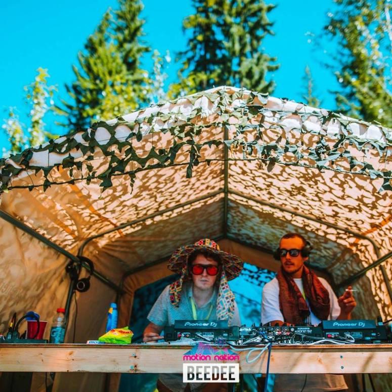 Swayze & Jo MoNo Bass Turt